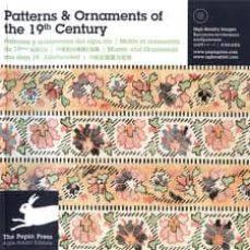 Geekmag.es Patterns&ornaments Of The 19 Century = Patrones Y Ornamentos Del S. Xix Image