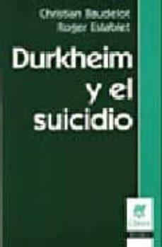 Cronouno.es Durkheim Y El Suicidio Image