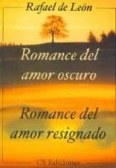 Chapultepecuno.mx Romance Del Amor Oscuro. Romance Del Amor Resignado Image