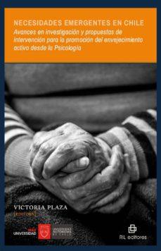 necesidades emergentes en chile-victoria plaza-9789560105387