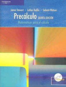 Noticiastoday.es Precalculo: Matematicas Para El Calculo (5ª Ed.) Image