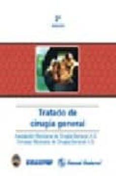La mejor fuente para descargar libros de audio TRATADO DE CIRUGIA GENERAL (Literatura española)  9789707293687 de