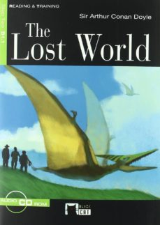 Descargando audiolibros a ipad THE LOST WORLD