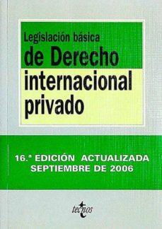 Curiouscongress.es Legislación De Derecho Internacional Privado Image