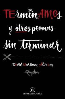 Ojpa.es Terminamos Y Otros Poemas Sin Terminar (Ejemplar Firmado Por El Autor) Image