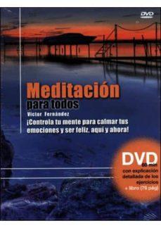 Upgrade6a.es Meditacion Para Todos (Libro + Dvd) Image
