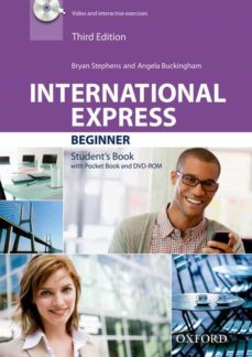 Descargas gratuitas de libros de ipad. INTERNATIONAL EXPRESS BEG SB+DVD PK PLUS 3ED (Spanish Edition) PDF iBook PDB