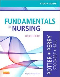 Libros de audio gratis descargar ipod STUDY GUIDE FOR FUNDAMENTALS OF NURSING (8TH ED.) CHM FB2 9780323084697 de POTTER en español