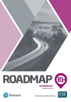 Descarga gratuita de libros Kindle ROADMAP B1+ WORKBOOK RTF DJVU de REBECCA ADLARD