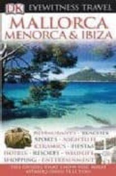 mallorca (eyewitness travel guide)-9781405327497