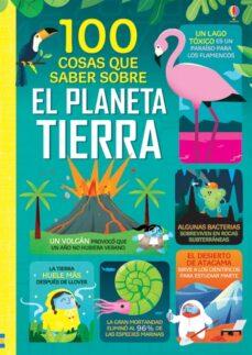 Carreracentenariometro.es Planeta Tierra. 100 Cosas Que Saber Image