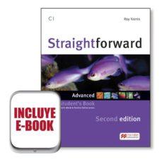 Kindle descargando libros de la computadora STRAIGHTFORWARD (2ND EDITION) ADVANCED STUDENT S BOOK WITH EBOOK de  (Spanish Edition)