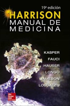 Descargando audiolibros ipod HARRISON MANUAL DE MEDICINA INTERNA (19ª ED) 9786071514097  de DENNIS L. KASPER