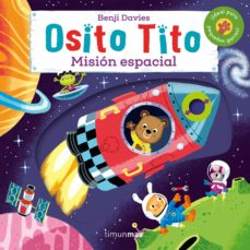 osito tito: mision espacial-benji davies-9788408158097