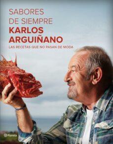 sabores de siempre (ebook)-karlos arguiñano-9788408163497