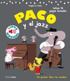 Inmaswan.es Paco Y El Jazz. Libro Musical Image