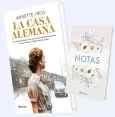 Libro de descargas para iPod gratis PACK LA CASA ALEMANA + CUADERNO NOTAS in Spanish PDB FB2