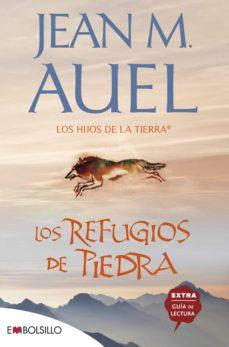 Descarga de textos pdf de ebooks LOS REFUGIOS DE PIEDRA (LOS HIJOS DE LA TIERRA 5) de JEAN M. AUEL ePub RTF in Spanish 9788416087297