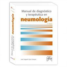 eBookStore: MANUAL DE DIAGNOSTICO Y TERAPEUTICA EN NEUMOLOGIA (3ª ED.)