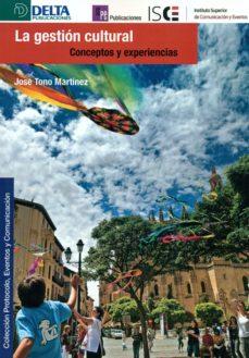 Cdaea.es La Gestion Cultural: Conceptos Y Experiencias Image