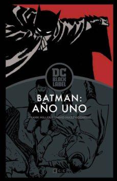 Descargar y leer BATMAN: AÃ'O UNO EDICION DC BLACK LABEL (2A EDICION) gratis pdf online 1