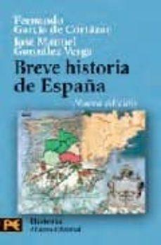 Relaismarechiaro.it Breve Historia De España (3ª Ed) (Historia) Image