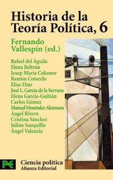 Descargar HISTORIA DE LA TEORIA POLITICA, 6 gratis pdf - leer online