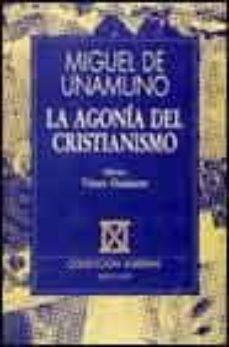 Vinisenzatrucco.it La Agonia Del Cristianismo (8ª Ed.) Image