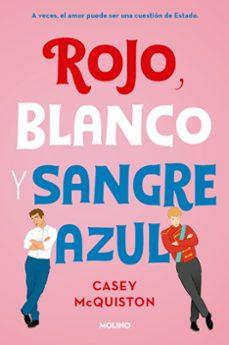 Bressoamisuradi.it Rojo, Blanco Y Sangre Azul Image