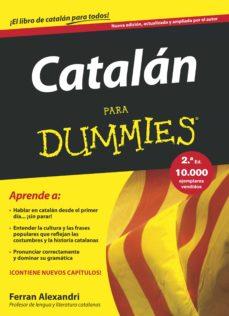 Descargar CATALAN PARA DUMMIES gratis pdf - leer online