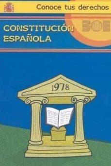 Costosdelaimpunidad.mx Constitucion Española (2ª Ed.) Image