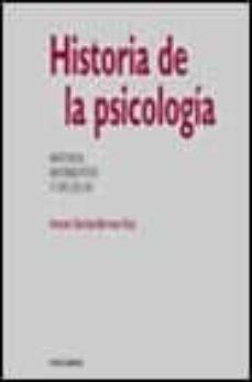 historia de la psicologia: sistemas, movimientos y escuelas-antonio sanchez-barranco ruiz-9788436809497