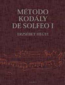 metodo kodaly de solfeo, i-erzsebet hegyi-9788436813197