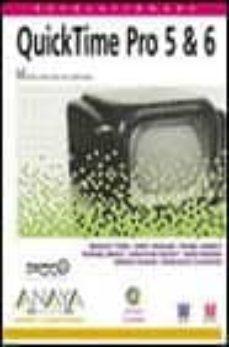 Padella.mx Quicktimepro 5 &Amp; 6 (Incluye Cd-rom) Image
