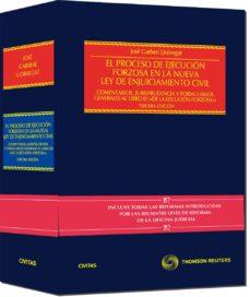 Debatecd.mx El Proceso De Ejecucion Forzosa En La Nueva Ley De Enjuiciamiento Civil 3ª Ed Image