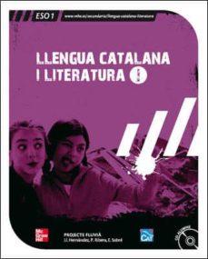 Upgrade6a.es Llengua Catalana I Literatura 1r Eso (Projecte Fluvia) Image