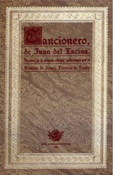 cancionero-juan del encina-9788450201697