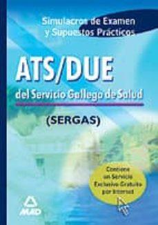 Ojpa.es Ats/due Del Servicio Gallego De Salud. Simulacrosde Examen Y Su Puestos Practicos. Image