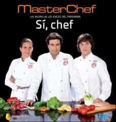si, chef   (masterchef)-9788467039597