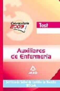 Geekmag.es Auxiliares De Enfermeria Del Servicio De Salud De Castilla-la Man Cha (Sescam). Test Image