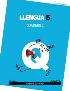 Upgrade6a.es Llengua 5. Quadern 2. 5º Tercer Ciclo Image