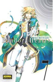 pandora hearts 7-jun mochizuki-9788467910797