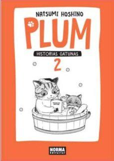 plum: historias gatunas 02-natsumi hoshino-9788467919097
