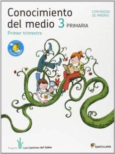 Inmaswan.es Conocimiento Medio Madrid Los Caminos Saber Ed 2012 3º Primaria Image