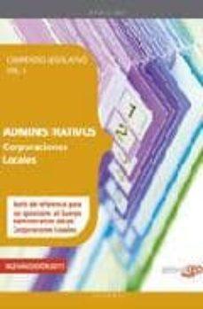 Titantitan.mx Compendio Legislativo Administrativos De Corporaciones Locales Vo L I Image