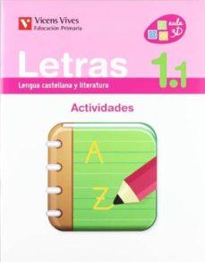 Viamistica.es Letras 1 Actividades 1, 2 Y 3 Primero Primaria Image