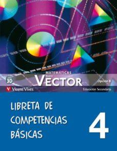 Cdaea.es Nuevo Vector 4. Opción B. Libreta De Competències Básicas4º Eso Image