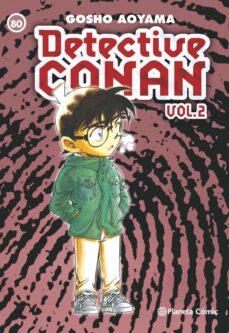 detective conan ii nº 80-gosho aoyama-9788468478197