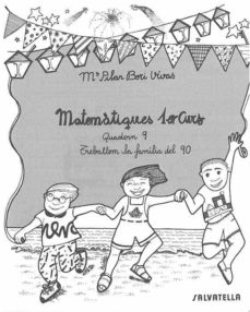 Curiouscongress.es Matematiques 1r Curs Primaria Nº 9 (2ª Ed.) Image