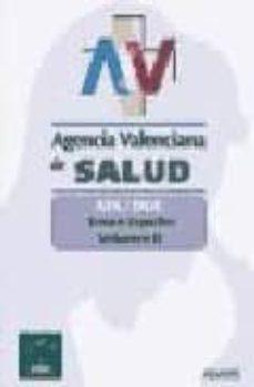 Cdaea.es Ats/due Agencia Valenciana De Salud: Temario 2 Image